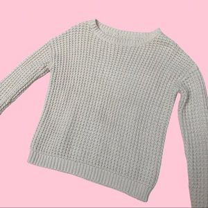MISS SHOP   CHUNKY Cable Knit Sweater